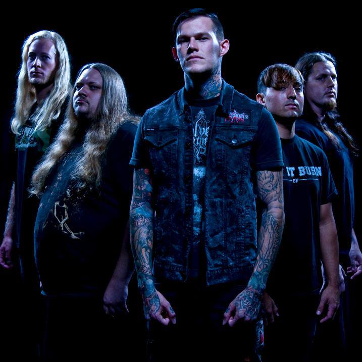 "Carnifex Announces ""Decade of Despair North American Tour"""