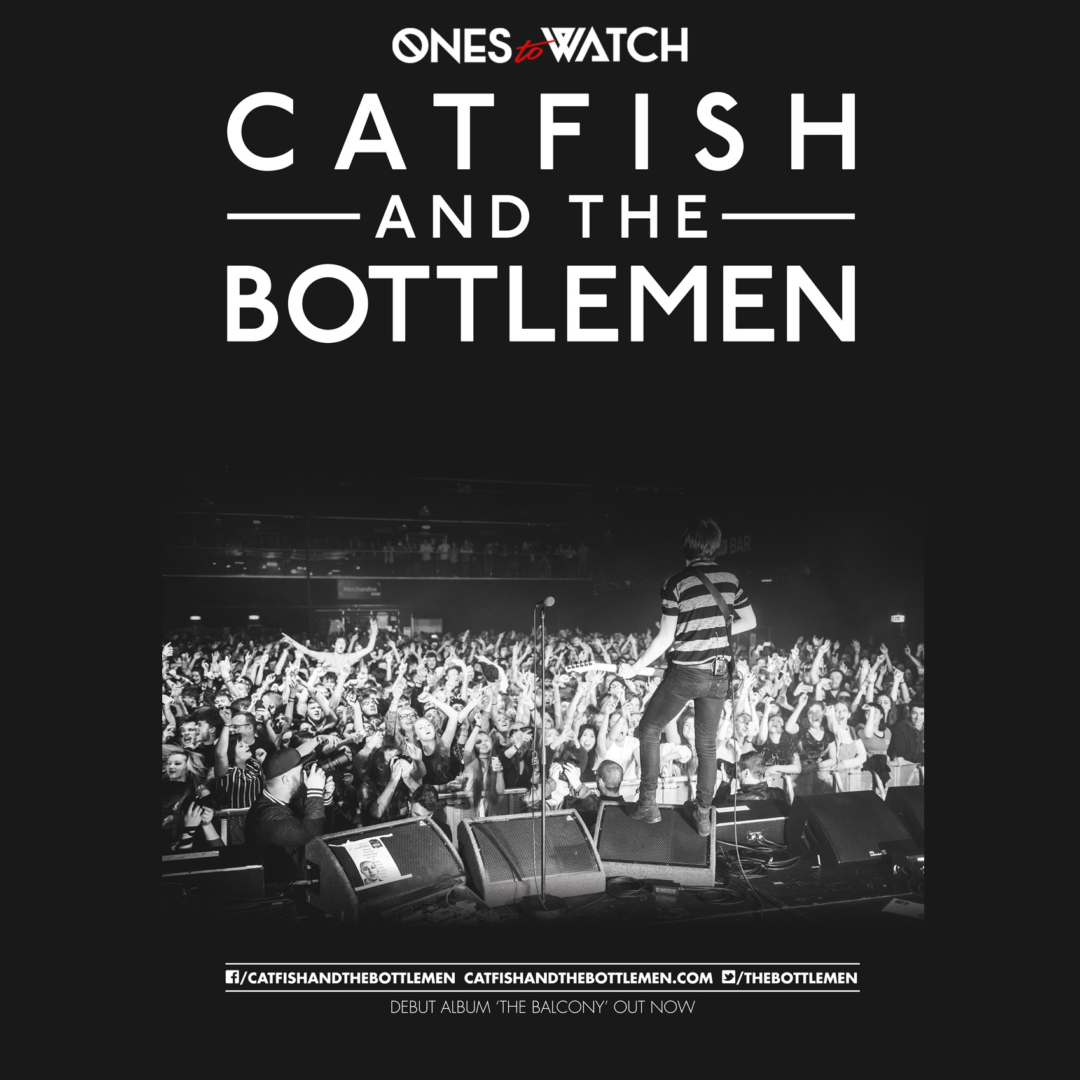 Catfish and the Bottlemen's Fall 2015 U.S + Canada Tour – Ticket Giveaway