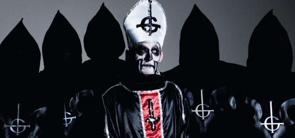 "Ghost Announce the ""Back To The Future Tour"""