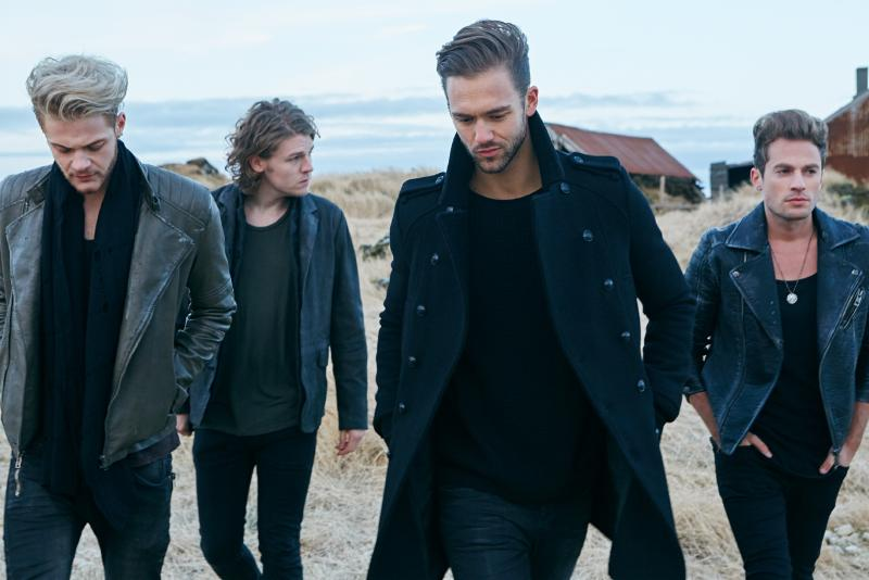Lawson Announces First U.S. Tour Supporting Sheppard