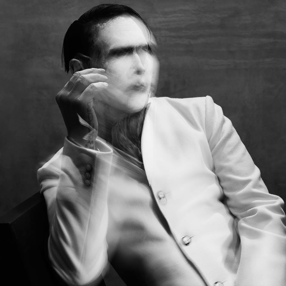 Marilyn Manson Adds UK Dates To World Tour