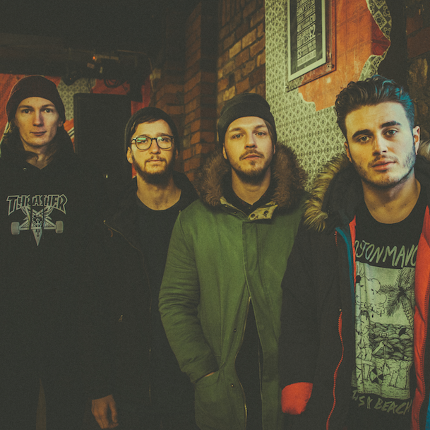 Moose Blood Announce Headle UK Tour