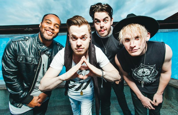 "Set It Off to Support All Time Low's Canadian ""Future Hearts Tour"""