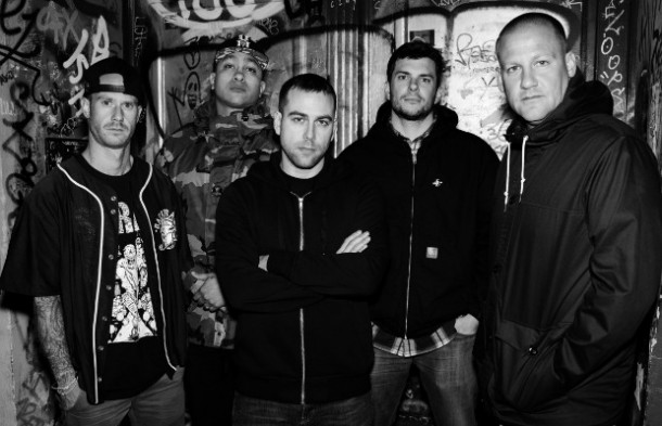 "Terror Announce UK ""The 25th Hour Tour"""