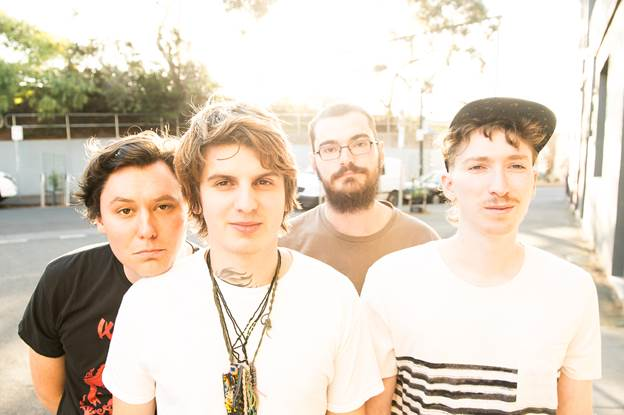 The Front Bottoms Announce North American & European Tour