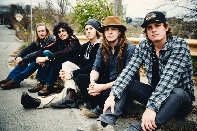 The Glorious Sons Announce North American Tour