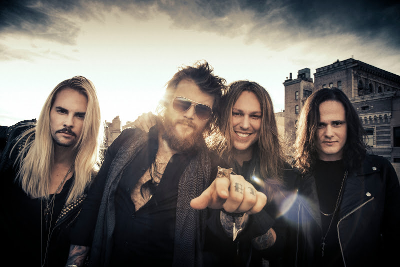 We Are Harlot Announce North American Tour Dates