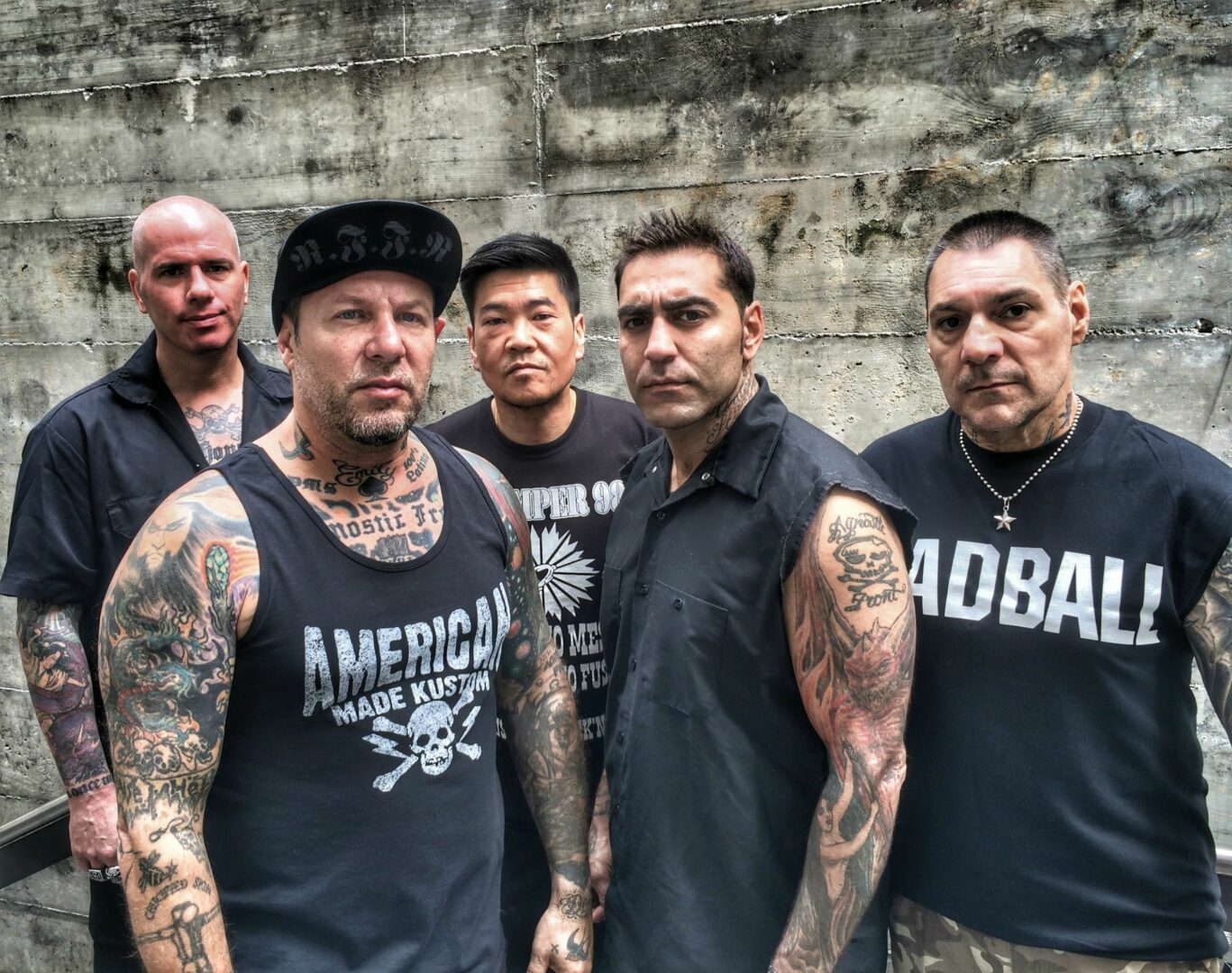 Agnostic Front Announces U.S. September Tour