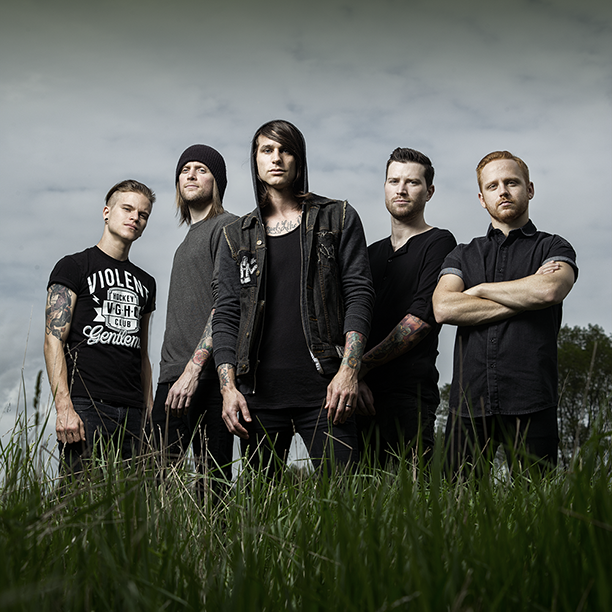"Blessthefall Announces the North American ""Back To Basics Tour"""
