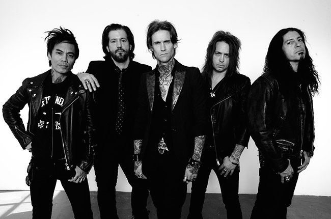 Buckcherry Announces North American Fall Tour