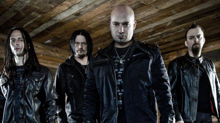 Disturbed Announce Co-Headline North American Tour with Breaking Benjamin