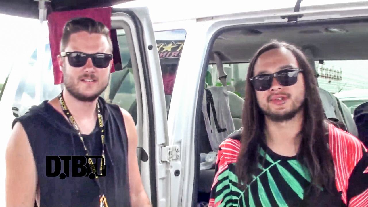 Feed Her To The Sharks – BUS INVADERS Ep. 846 [VIDEO]