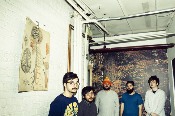Foxing Announces 2016 U.S. Tour