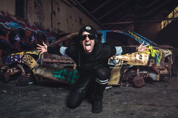 Fronzilla (of Attila) Announces Fall U.S. Tour