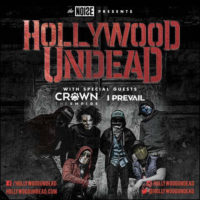 Hollywood Undead's US/Canada Tour – Ticket Giveaway