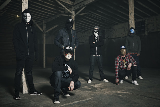 Hollywood Undead's Fall 2015 U.S. Tour – REVIEW + GALLERY