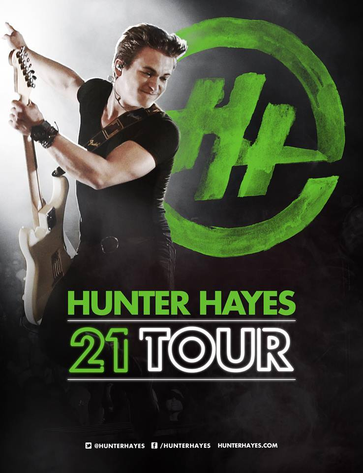 Hunter-Hayes-21-Tour-poster