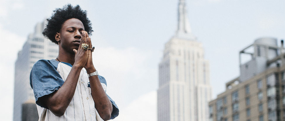 "Joey Bada$$ Announces Fall Leg for ""World Domination Tour"""