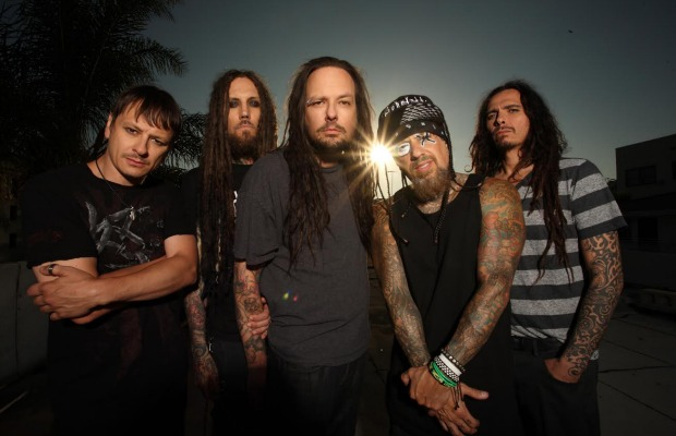 "Korn Announces Co-Headline ""Nocturnal Underground Tour"" with Breaking Benjamin"