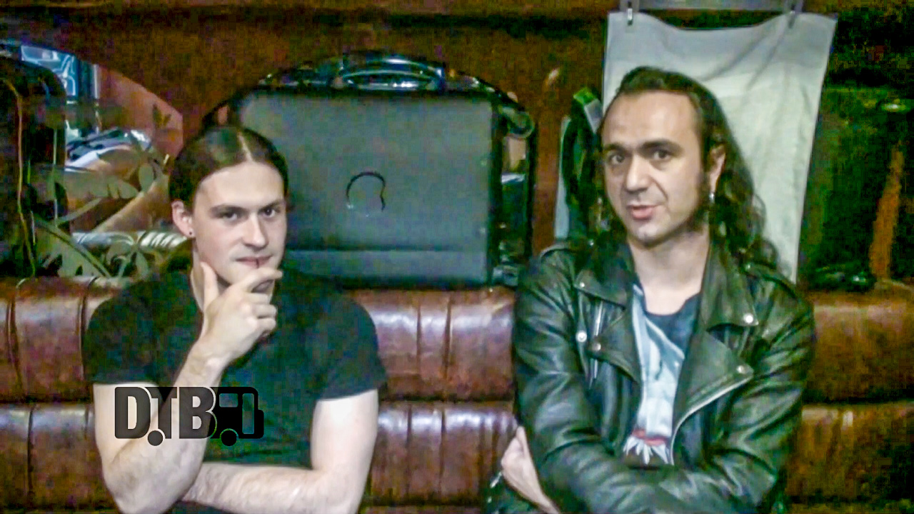 Septicflesh / Moonspell – TOUR PRANKS Ep. 87 [VIDEO]