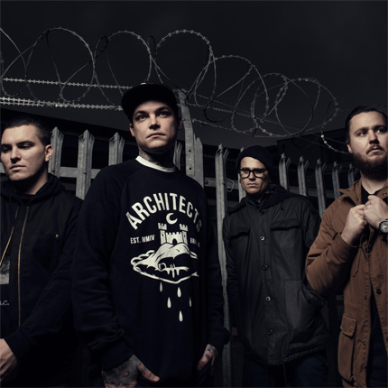 """The Amity Affliction Announces Australian """"Big Ass Tour"""" with A Day To Remember"""