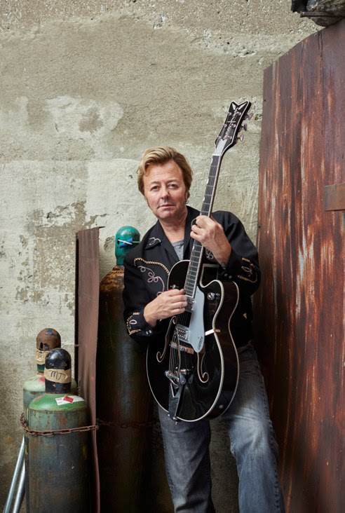 "The Brian Setzer Orchestra Announces 13th Annual ""Christmas Rocks! Tour"""