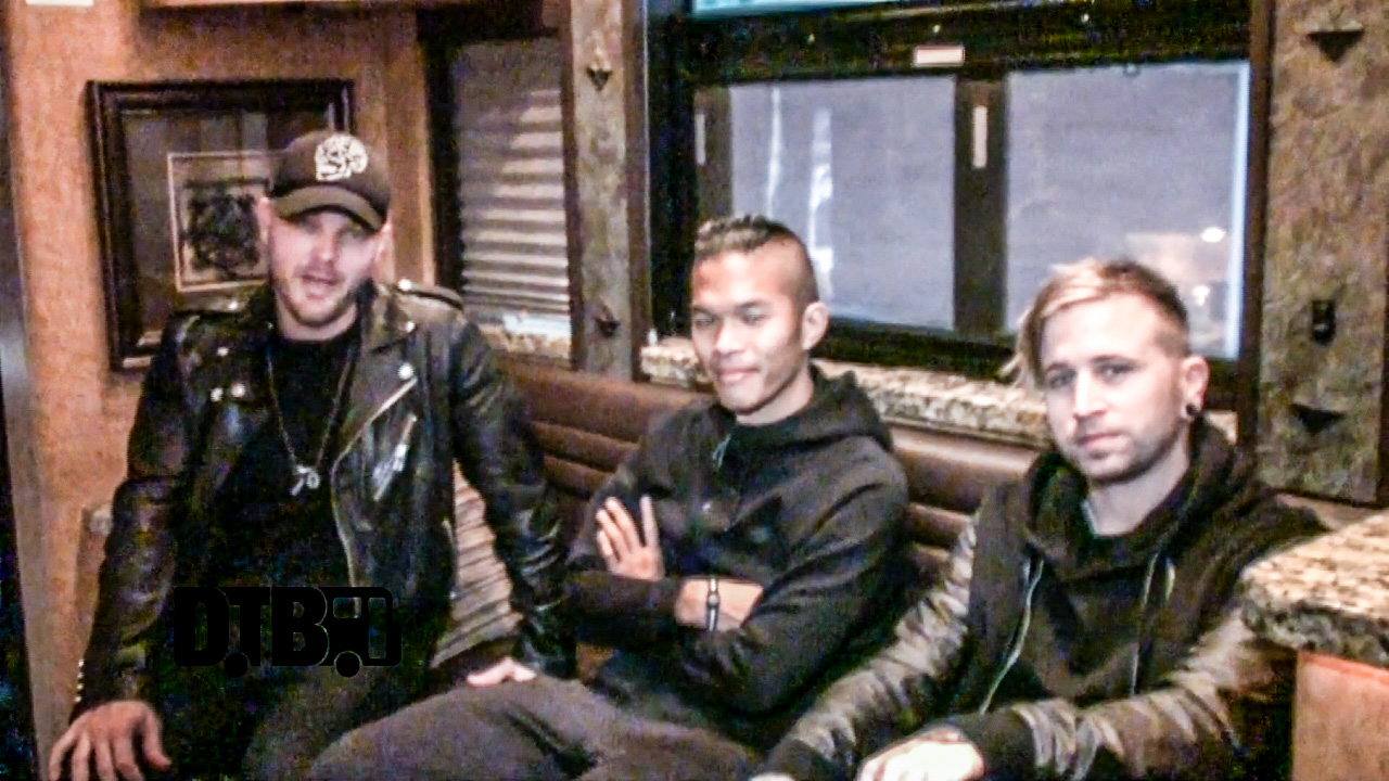 The Glitch Mob – CRAZY TOUR STORIES Ep. 313 [VIDEO]
