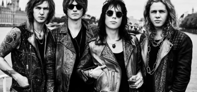 The Struts Announce U.S. Fall Tour