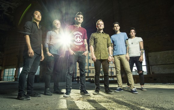 """We Came as Romans and All That Remains Announce the """"HardDrive Live Fallout Tour"""""""