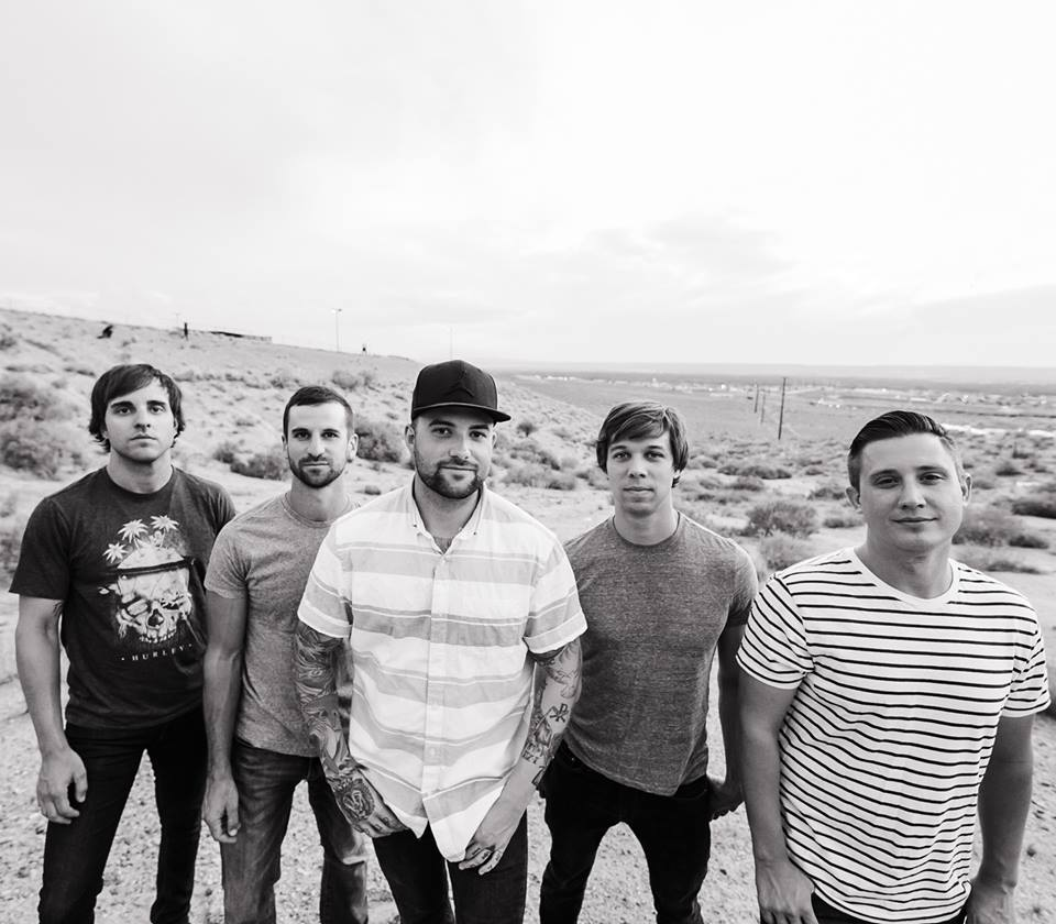August Burns Red's 2015 North American Tour – GALLERY