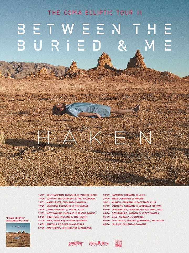 Between-The-Buried-And-Me-Coma-Ecliptic-UK-Europe-Tour-poster