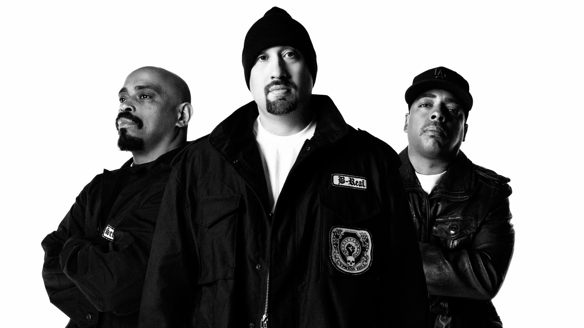 """Cypress Hill Announce """"Haunted Hill Tour 2015"""""""