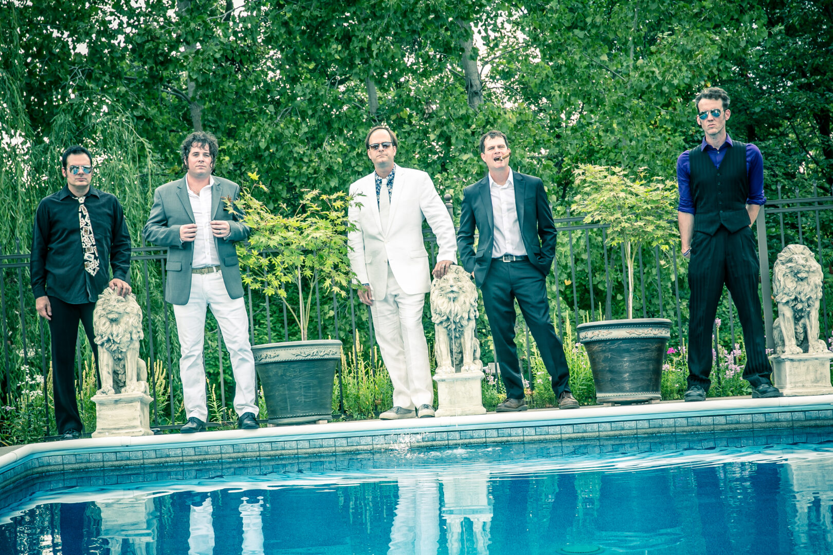 Electric Six Announces U.S. Tour