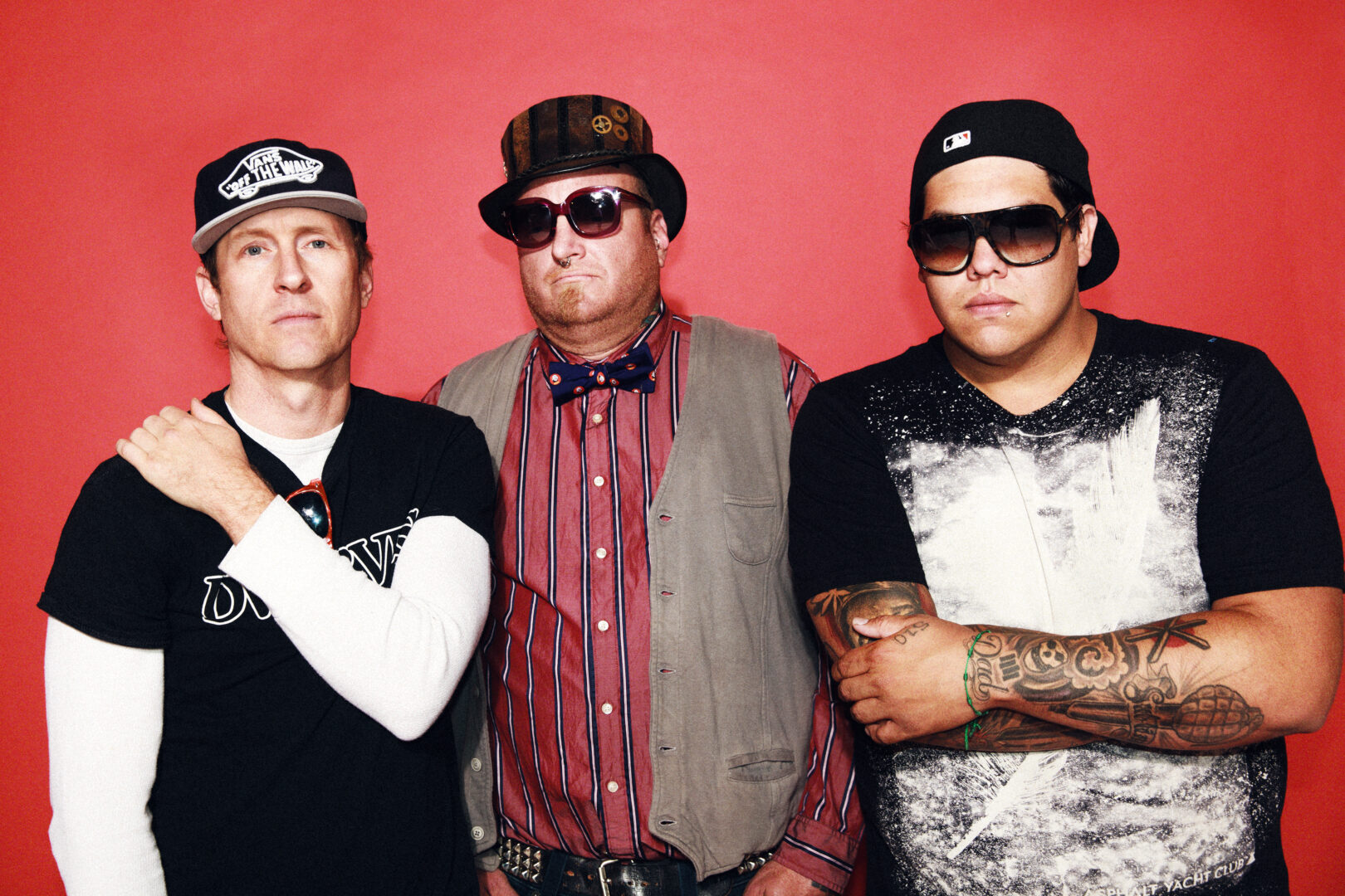 Sublime With Rome Announces North American Tour with The Offspring