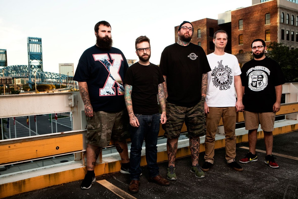 "The Acacia Strain Announce the U.S. ""Common Vision Tour 2016"""