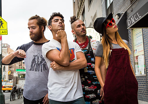 DNCE Announces 2017 U.S. Tour