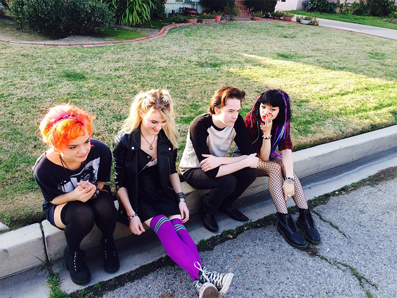 Hey Violet Announces UK/European Tour