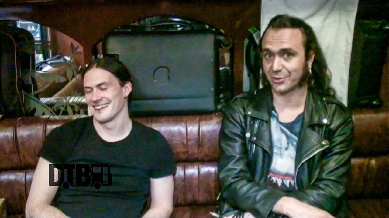 Septicflesh / Moonspell – CRAZY TOUR STORIES Ep. 335 [VIDEO]