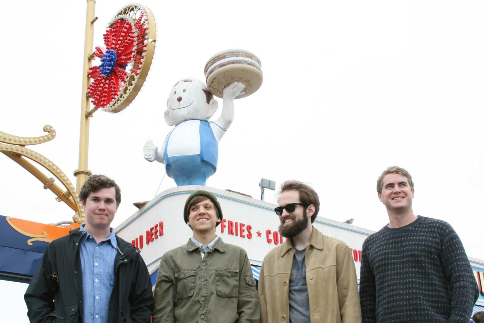 Surfer Blood Announces North American Tour Dates