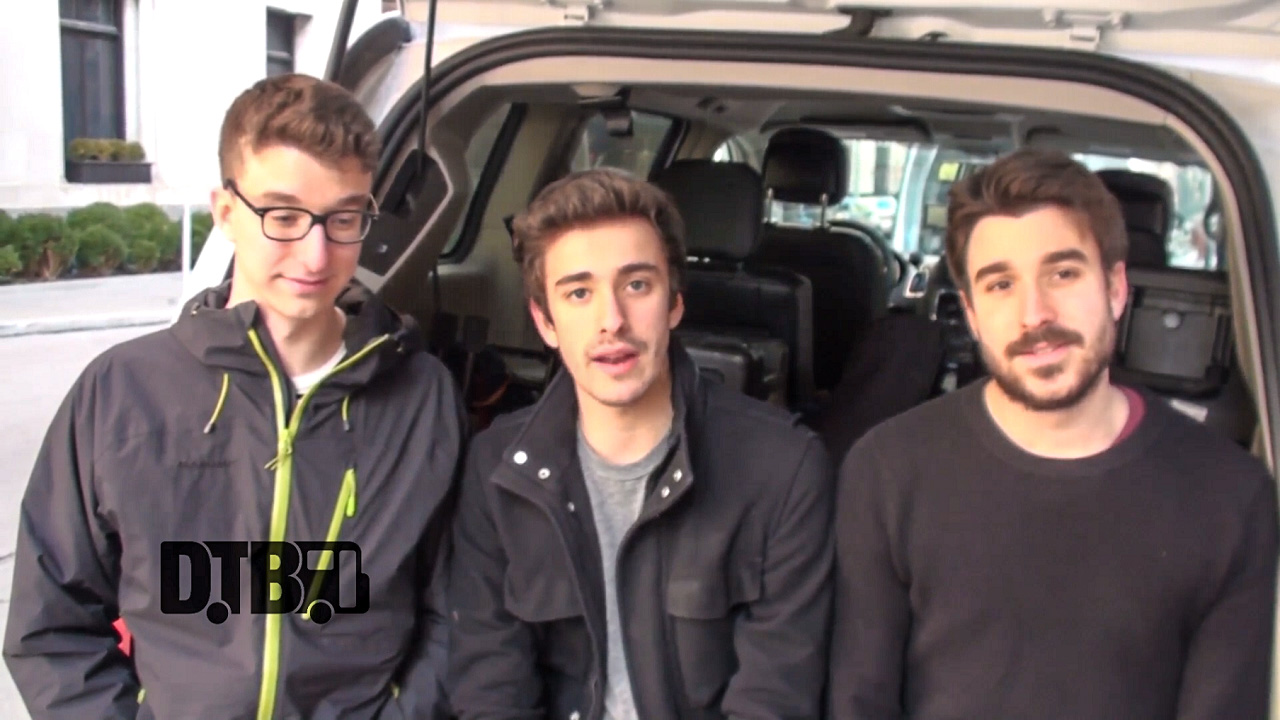 AJR – PRESHOW RITUALS Ep. 117 [VIDEO]