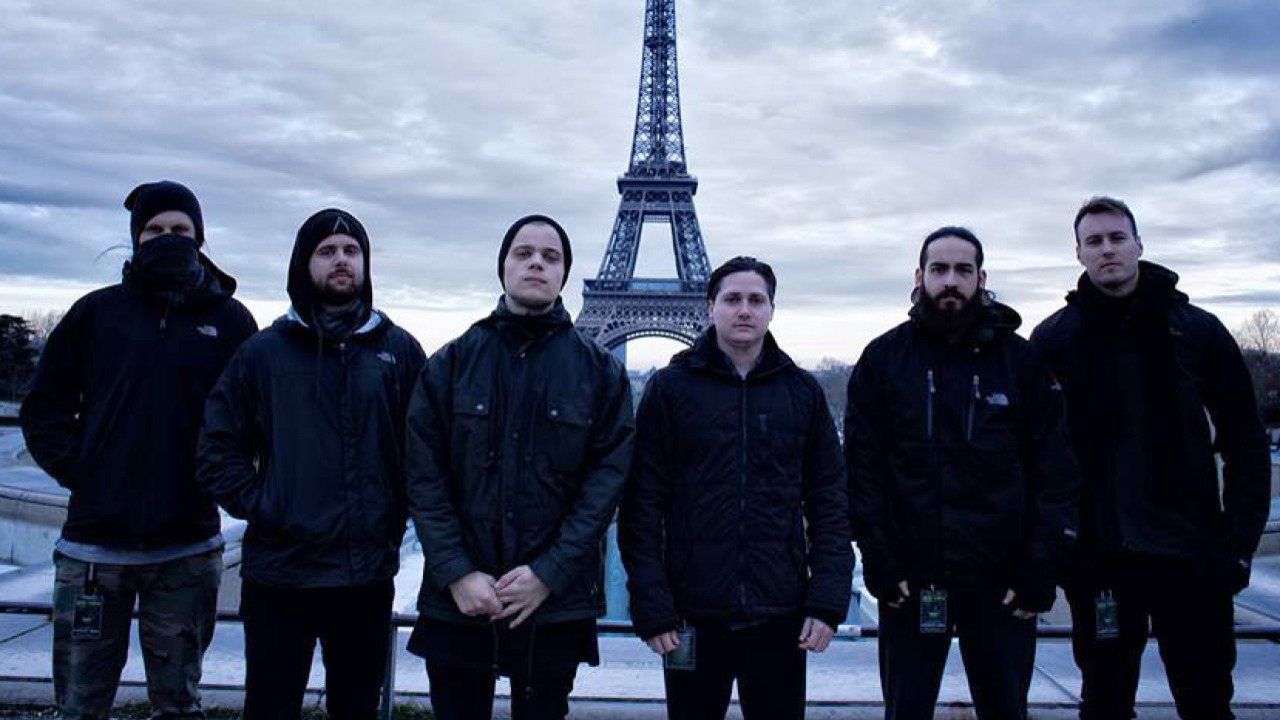 Aversions Crown Announces European Tour