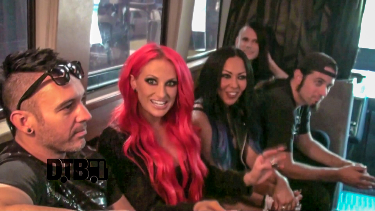 Butcher Babies – TOUR PRANKS Ep. 117 [VIDEO]