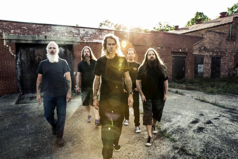 Lamb of God Announces U.S. Tour with Anthrax