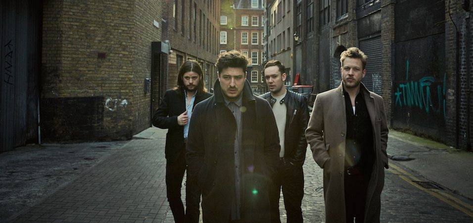 Mumford and Sons Announces 2016 U.S. Tour