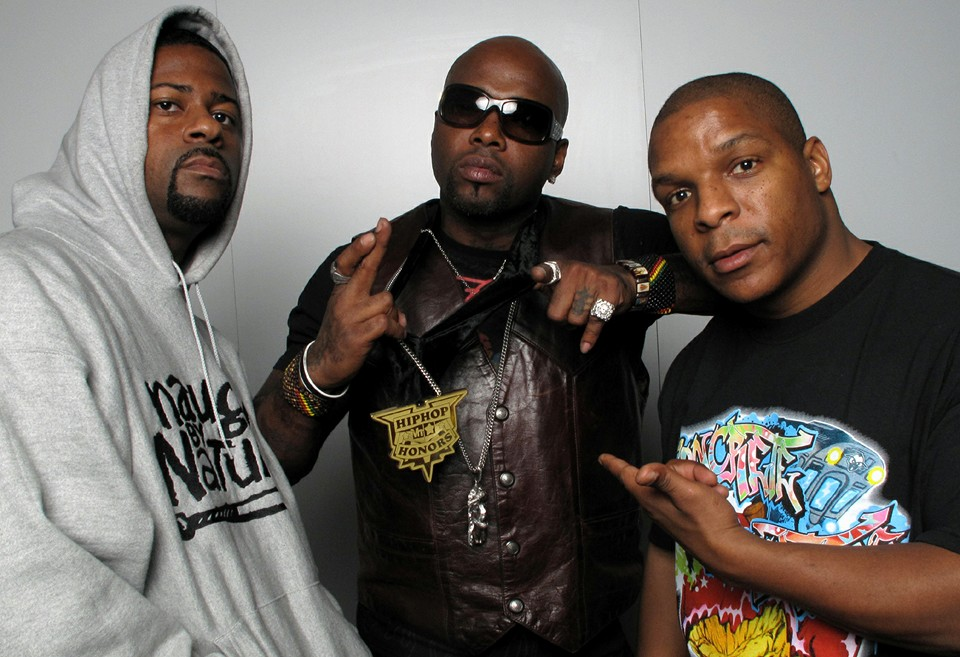Naughty By Nature Announce 25th Anniversary Tour