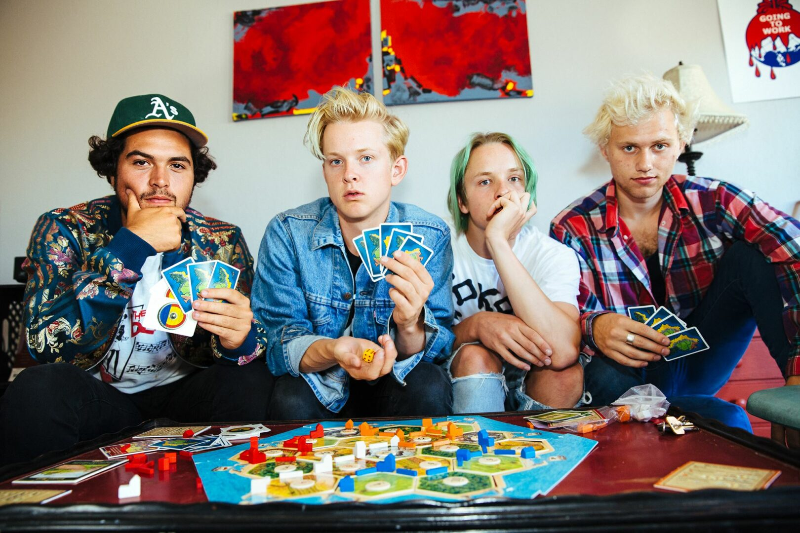 SWMRS Announce North American Tour 2016