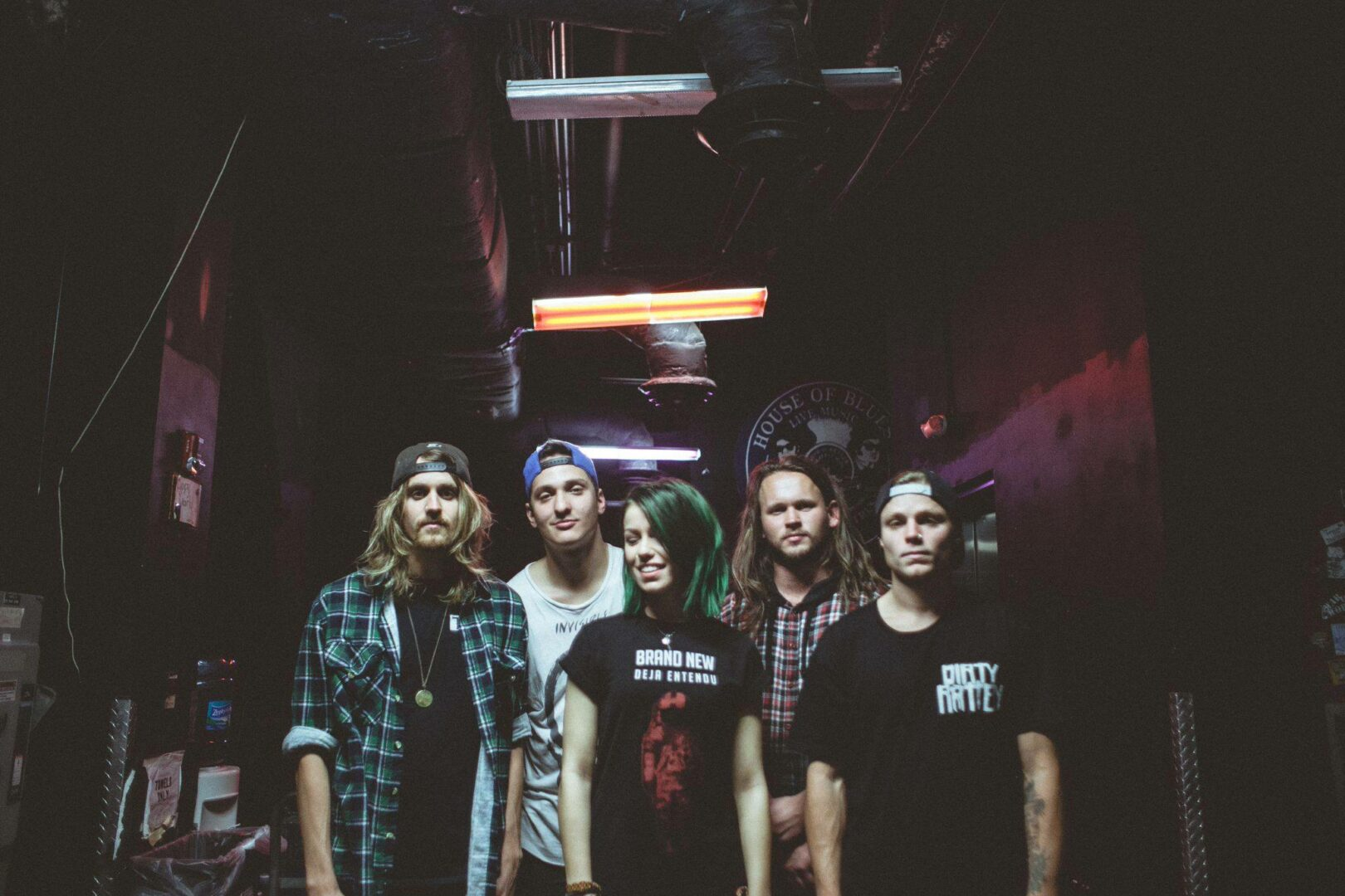 "Tonight Alive Announce the ""Fight For Something Tour"" with Set It Off"