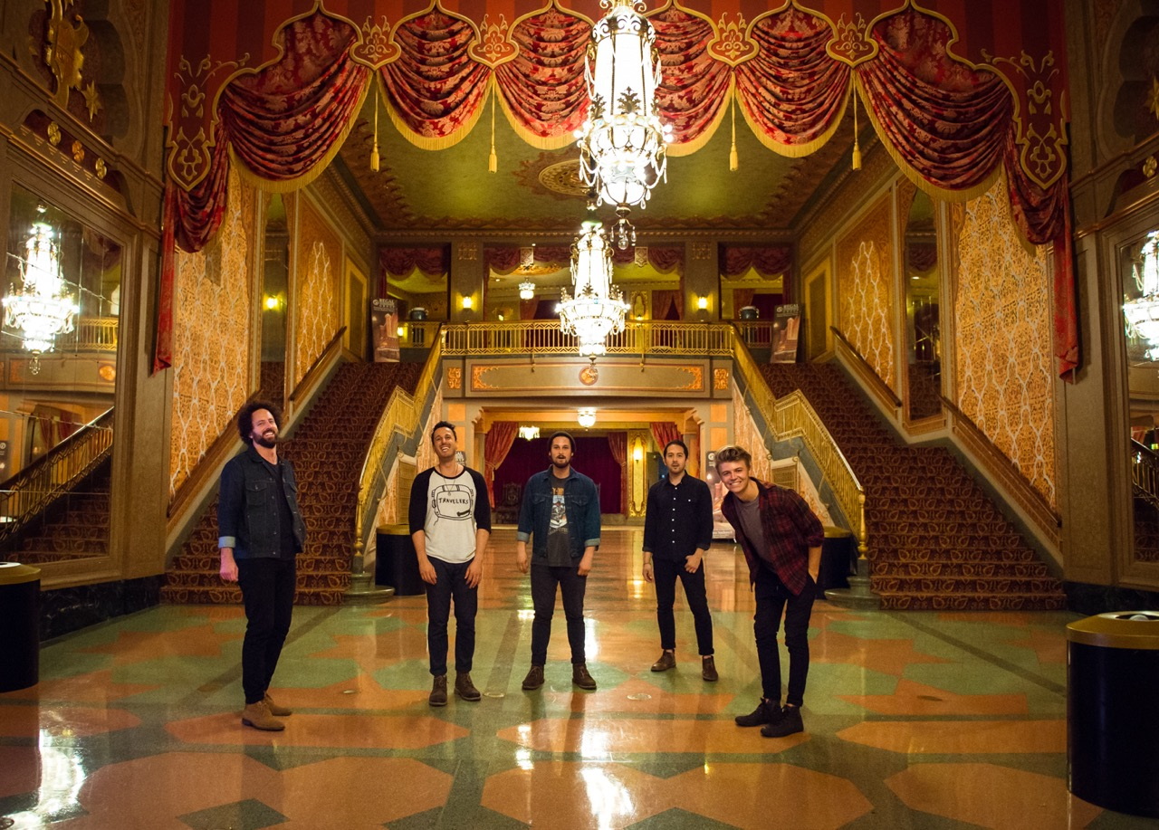 Post Show at the Beautiful Tennessee Theatre