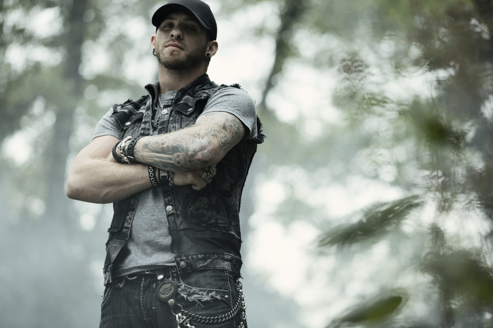 Brantley Gilbert Reschedules His European Tour