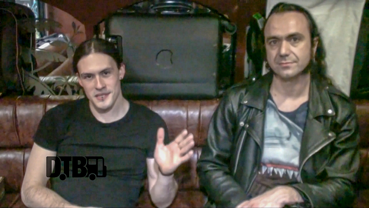 Septicflesh / Moonspell – DREAM TOUR Ep. 285 [VIDEO]